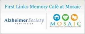 The First Link Memory Café at Mosaic