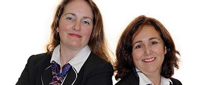 Nathalie and Jane