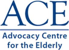 Advocacy Centre for the Elderly (ACE) Logo