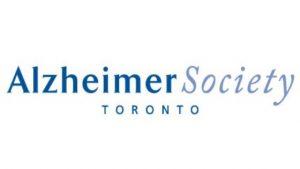 Alzheimer Society Toronto Logo