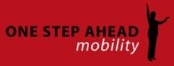 One Step Ahead Mobility Logo