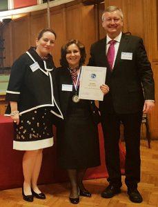 Nathalie and Jane Gold Award