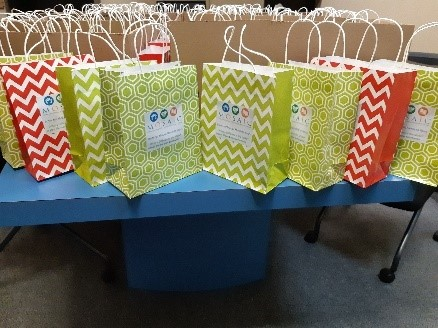 PPE gift bags