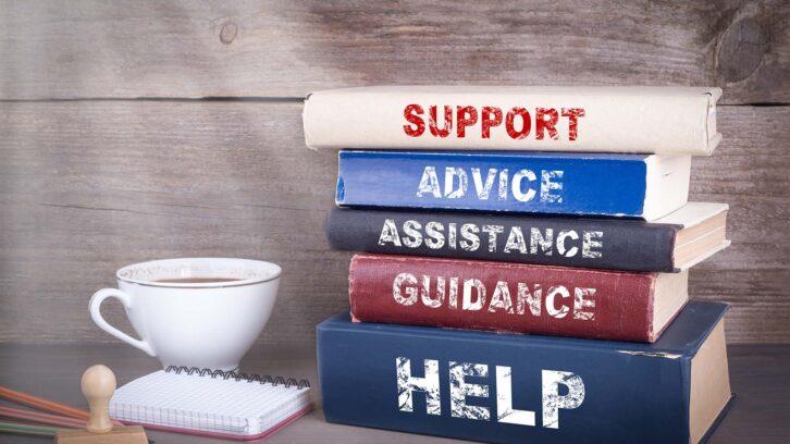 Resource and help books